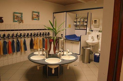 St. Marien Waschraum